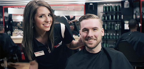Sport Clips Haircuts of Westerville Haircuts